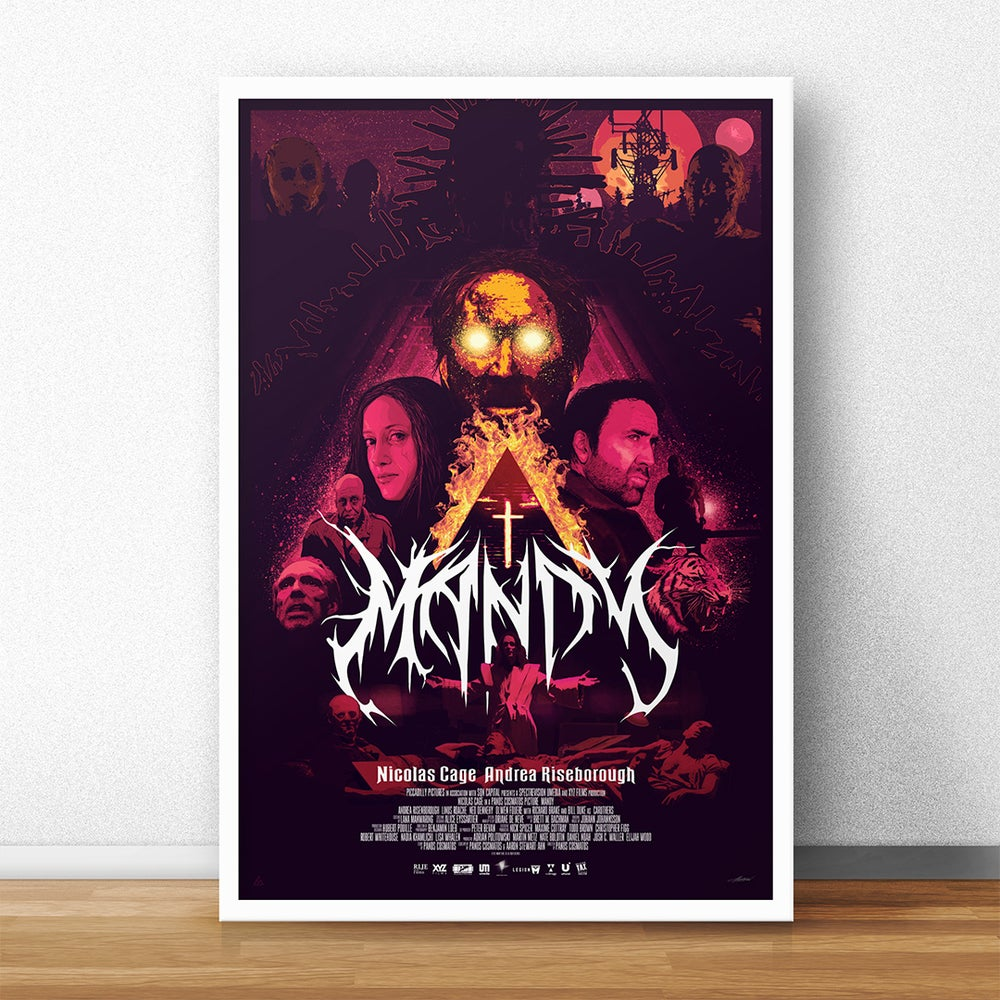 Image of Mandy | Giclée Art Print