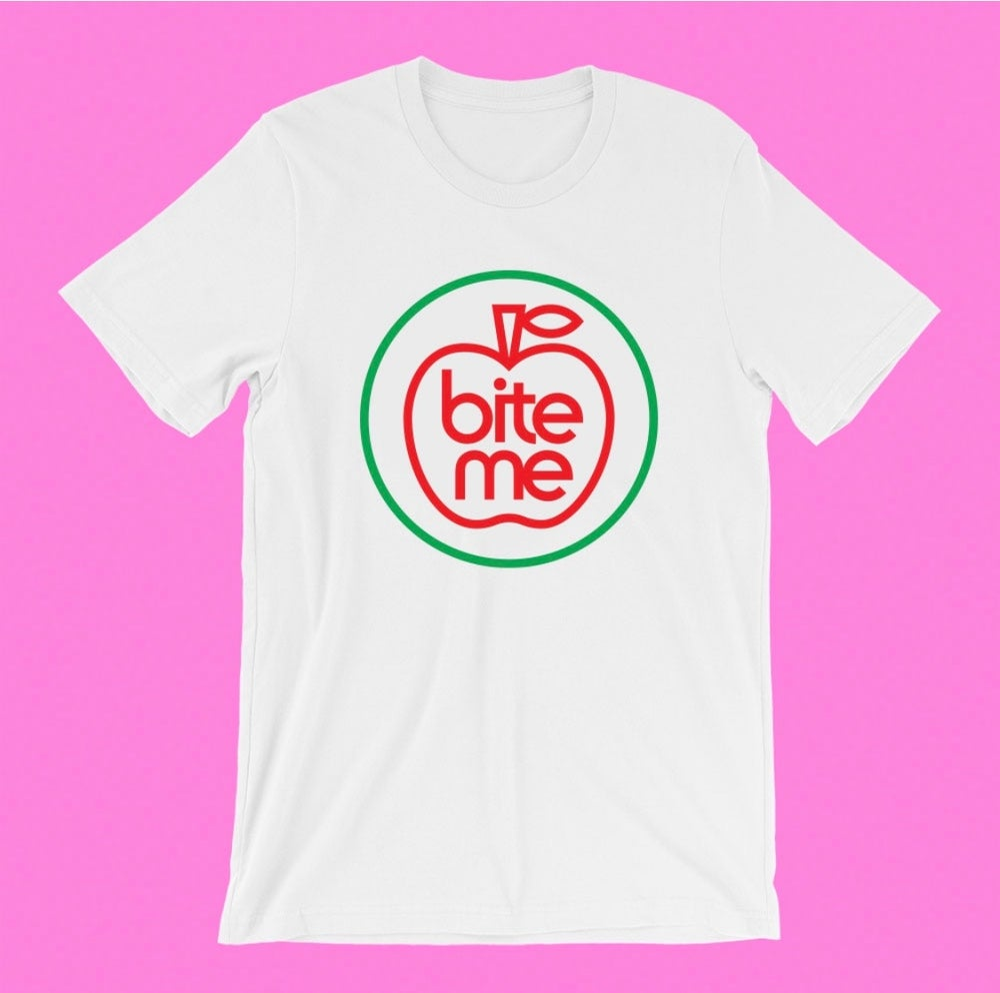 "Image of ""BITE ME"" T-SHIRT"