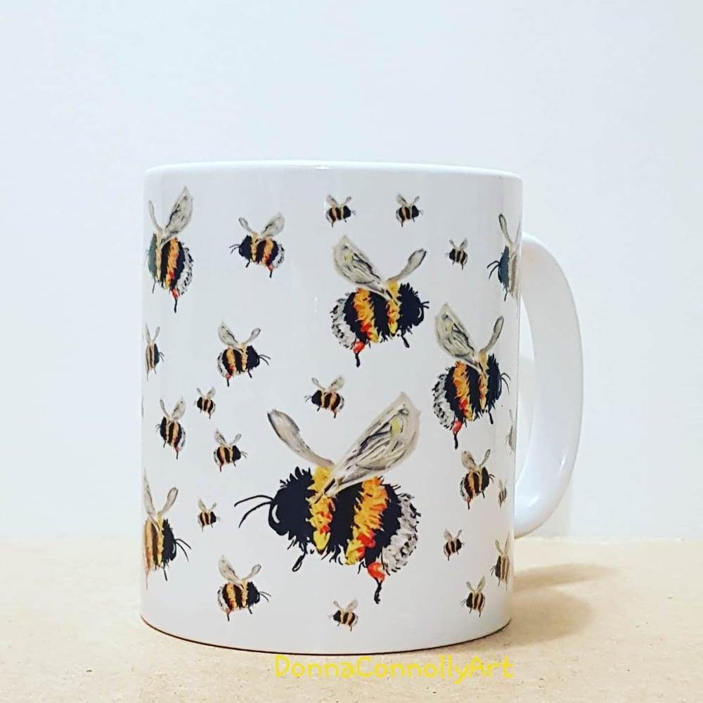 Image of Mon the bees mug (on order)