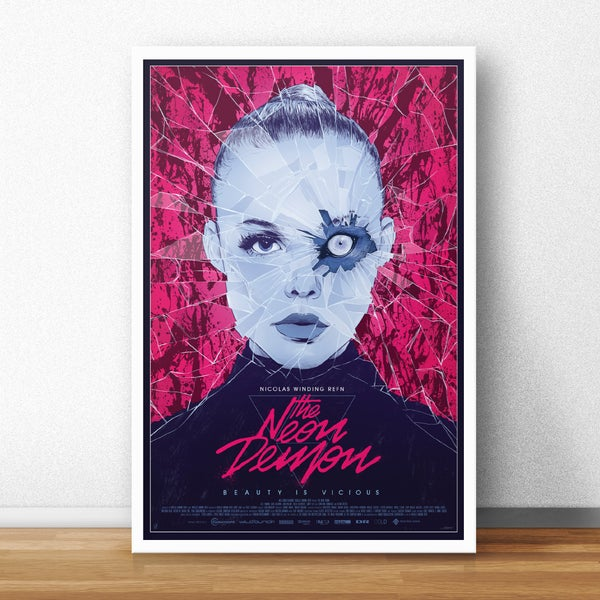 Image of Neon Demon | Giclée Art Print