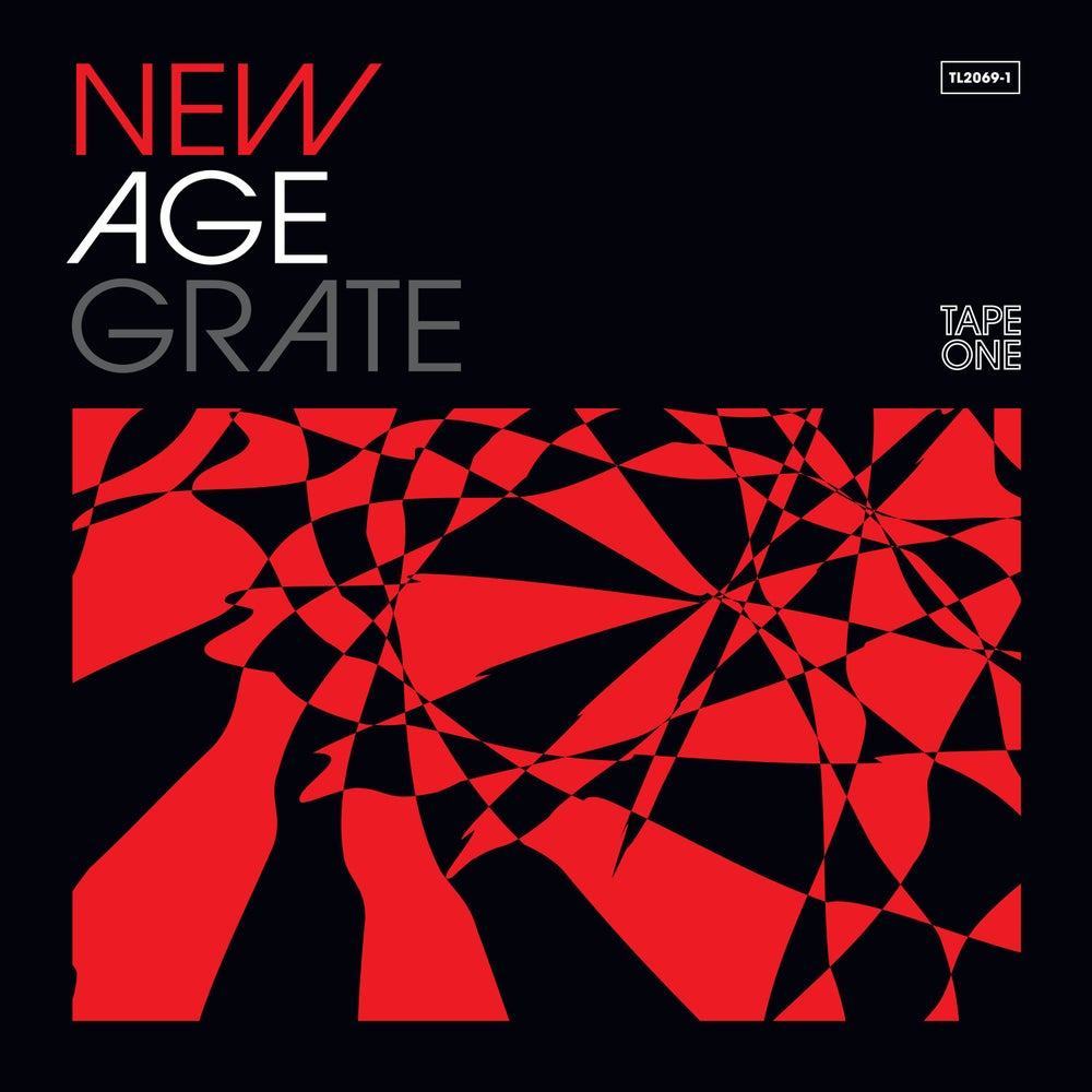 Image of New Age Grate - Tape One Cassette