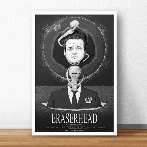 Image of Eraserhead | Giclée Art Print