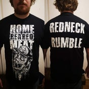 Image of REDNECK RUMBLE T-SHIRT