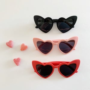 Image of Cat Eye Heart Sunnies 2020