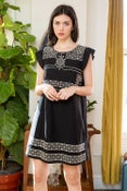 Image of Zola Embroidered Dress