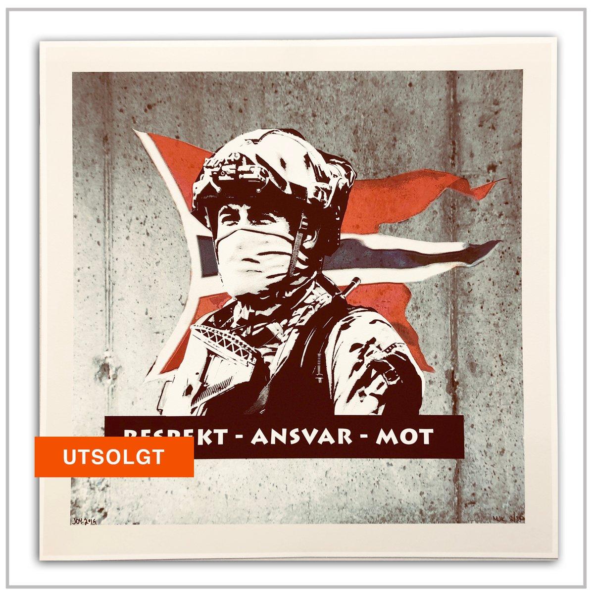 Image of RESPEKT-ANSVAR-MOT   Innrammet