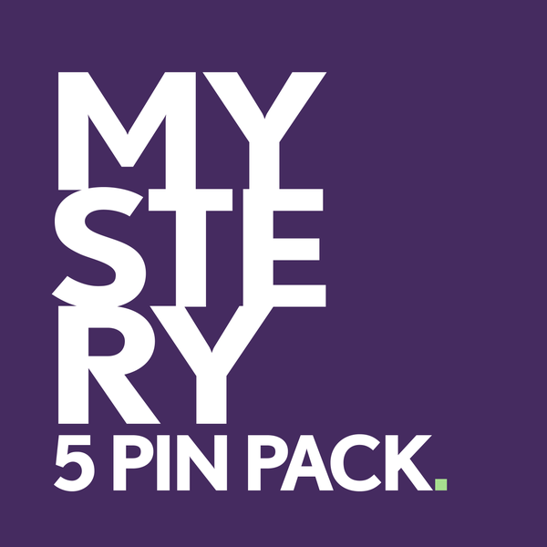 Image of 5 PIN MYSTERY PACK!