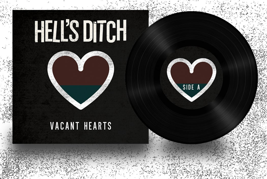 "Hell's Ditch - 7"" / T Shirt Bundle"