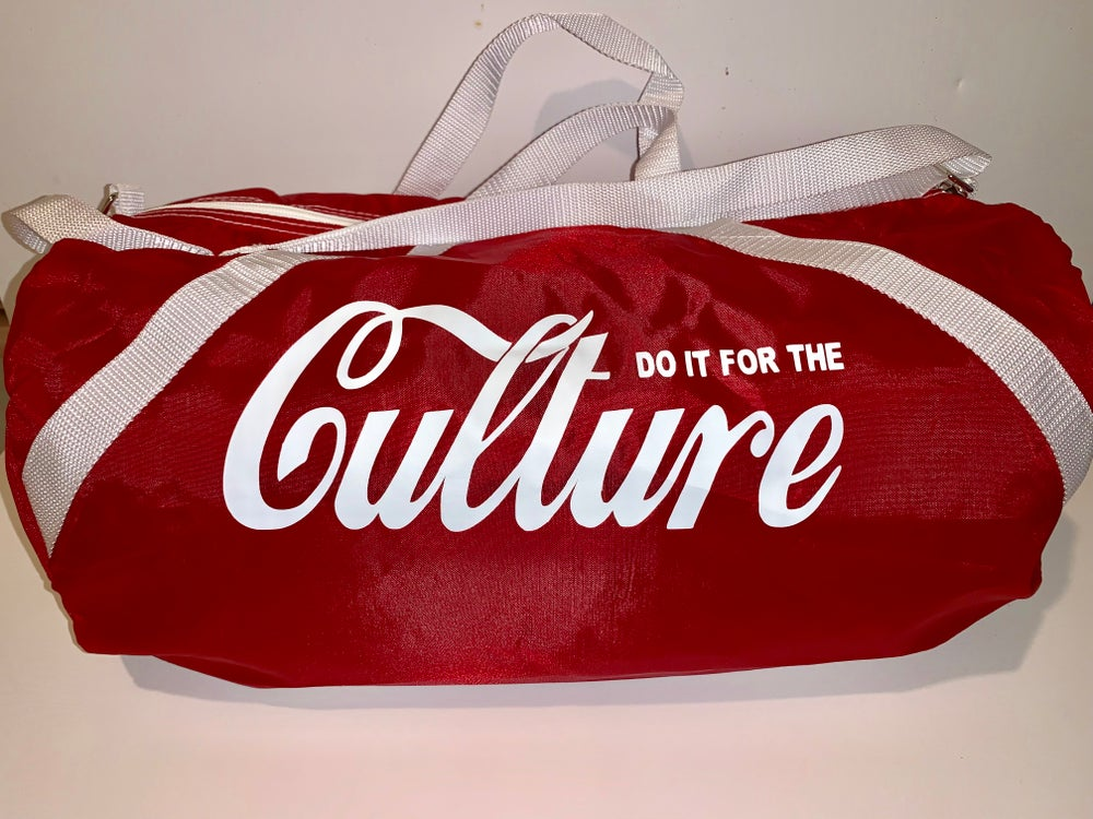 "Image of The ""For The Culture"" Duffle Bag"
