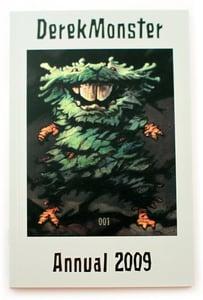 Image of Derek Monster Annual 2009 by Derek Thompson