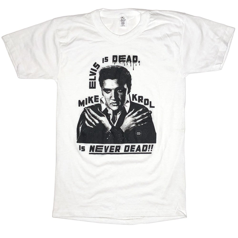 "Elvis Is Dead ""Bootleg Style"""