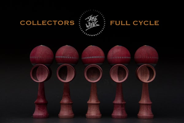 Image of FULL CYCLE - GT-JW Collectors pack