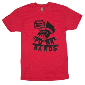 VS. Punk Bands (Heather Red)