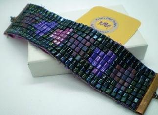 Image of Beadweave Bracelet