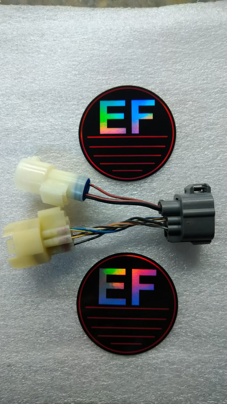 Image of Mpfi obd0 to obd2a Distributor Jumper harness