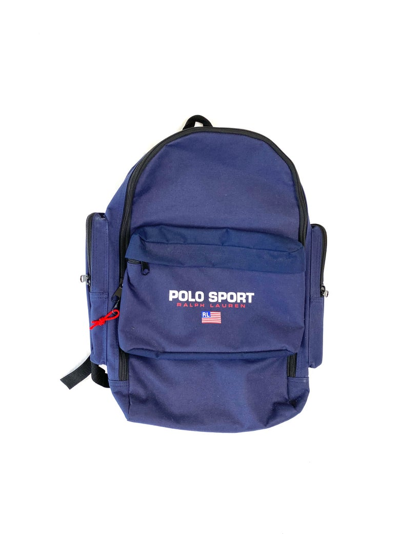Image of Polo Sport Back Pack (Pre-Owned)