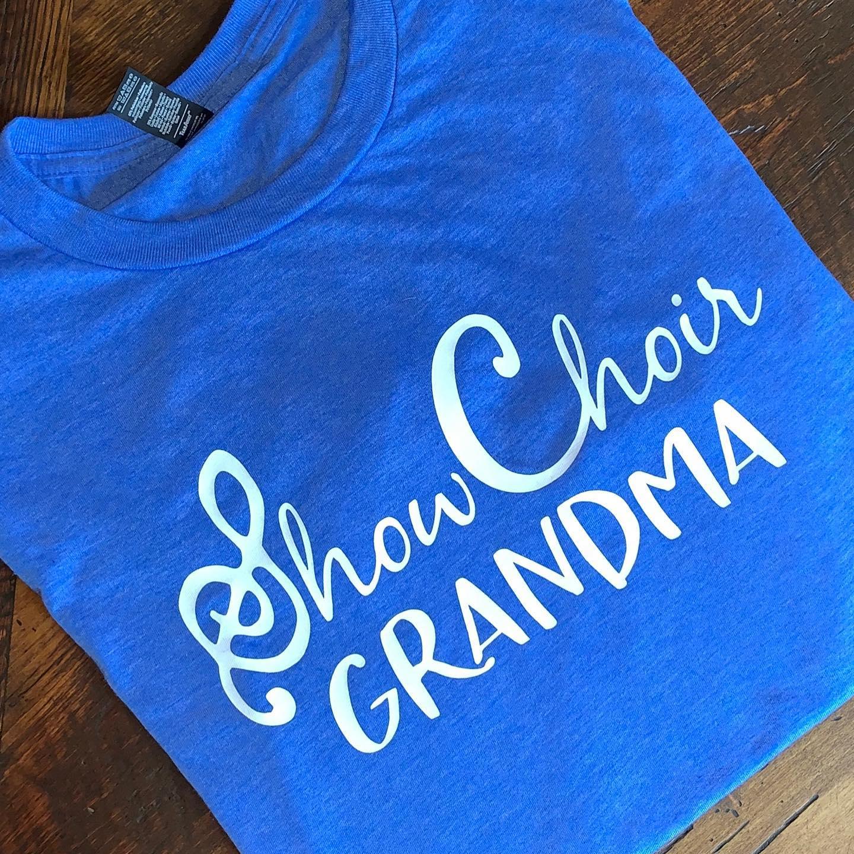 Image of Show Choir Grandma Tee