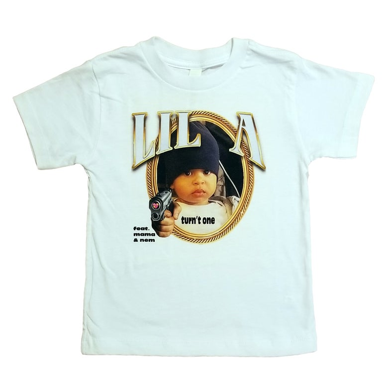 Image of LIL A TODDLER TEE