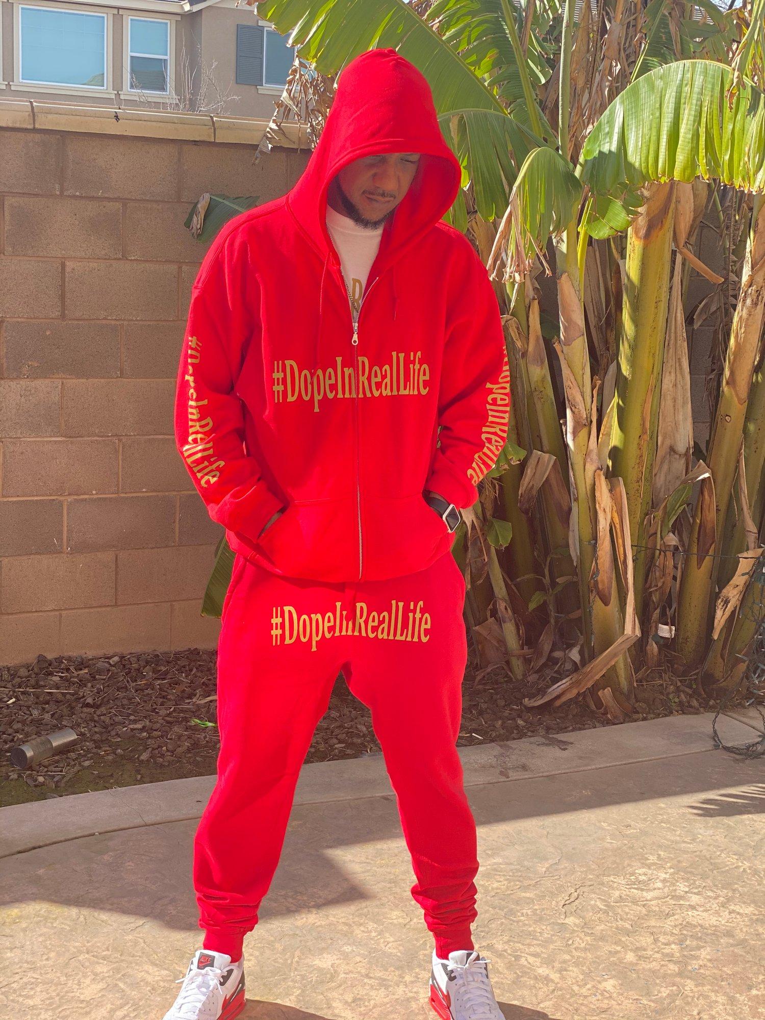 Image of Classic #DopeInRealLife Sweatsuits