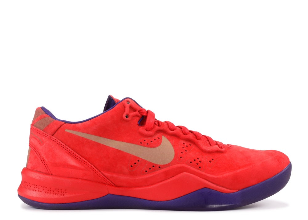 Image of Kobe 8 EXT Year of the Snake (Red)