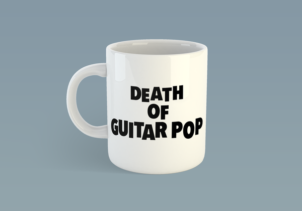 Image of Death of Guitar Pop Mug