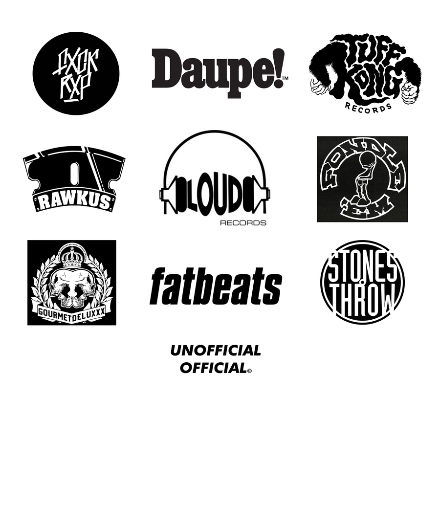 Image of Unofficial Official Labels T-Shirt