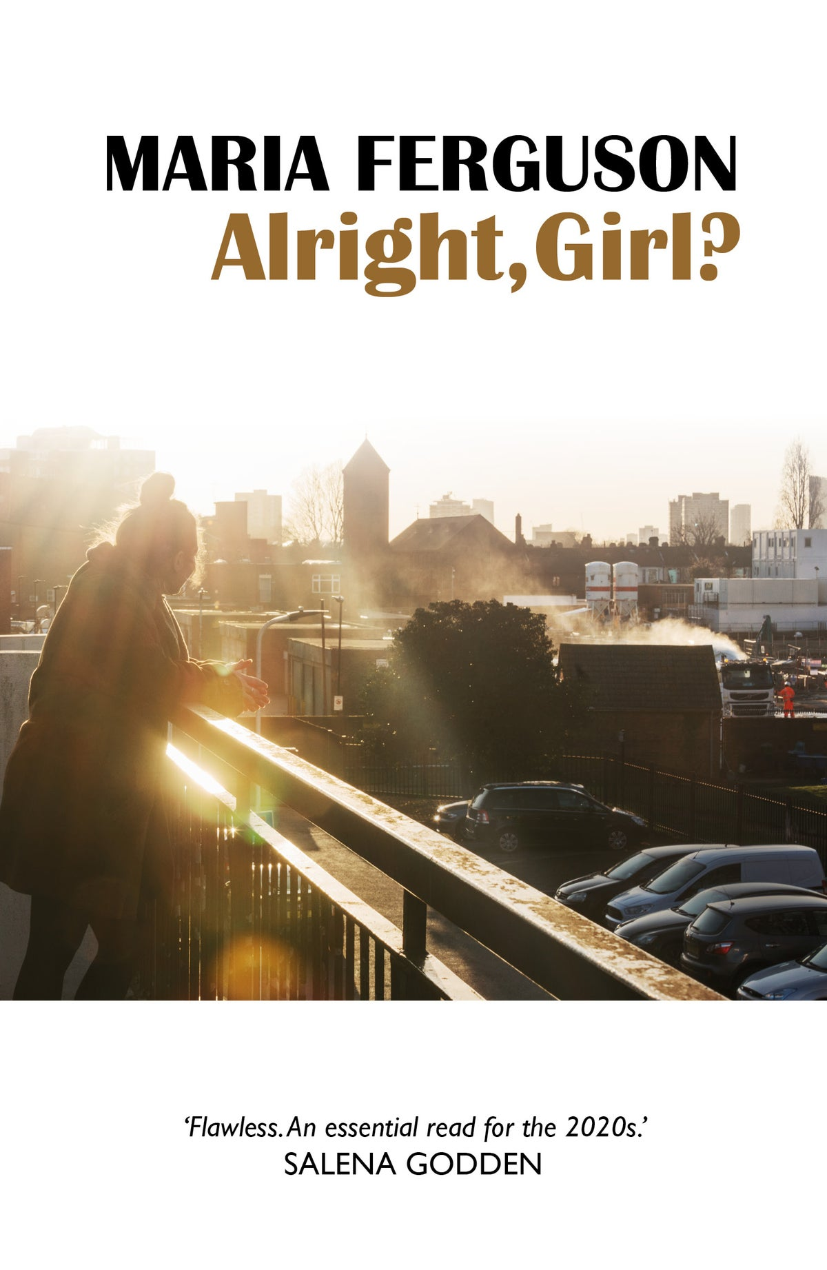 Image of Alright, Girl? by Maria Ferguson