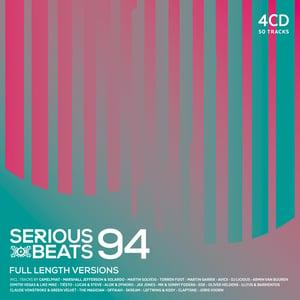 Image of SERIOUS BEATS 94 (4CD)