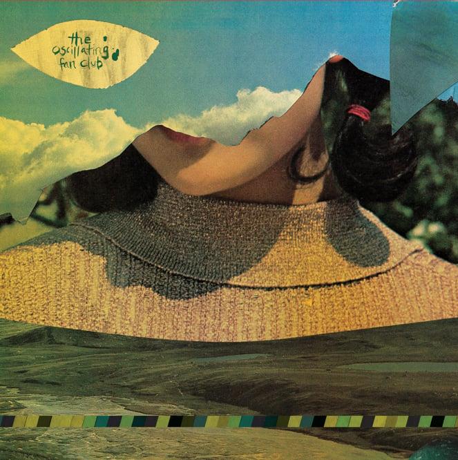 Image of  The Oscillating Fan Club - George Washington's Teeth - LP + CD Copy