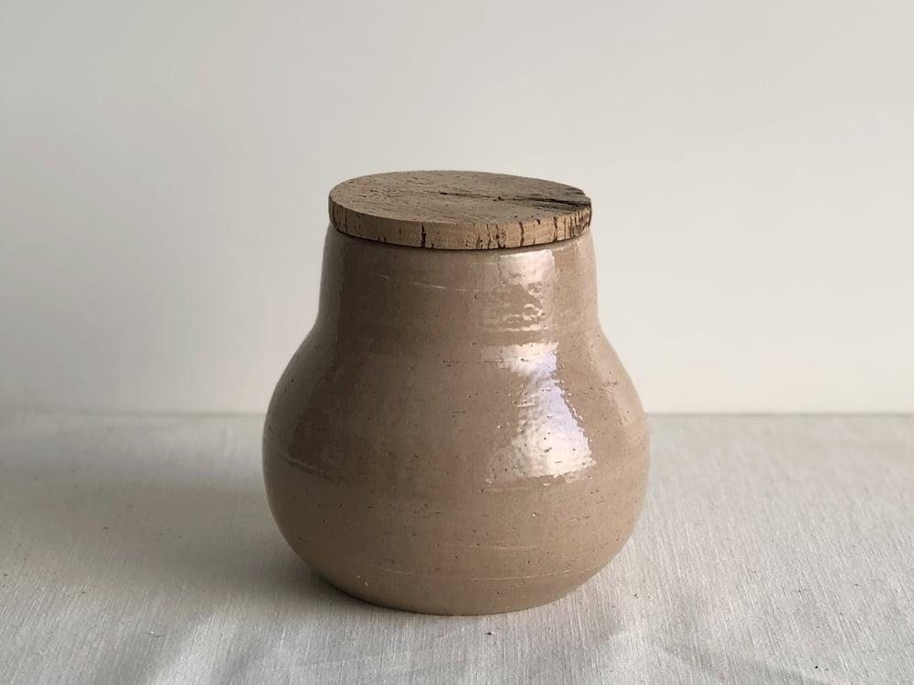 Image of Taipa earth vessel pot