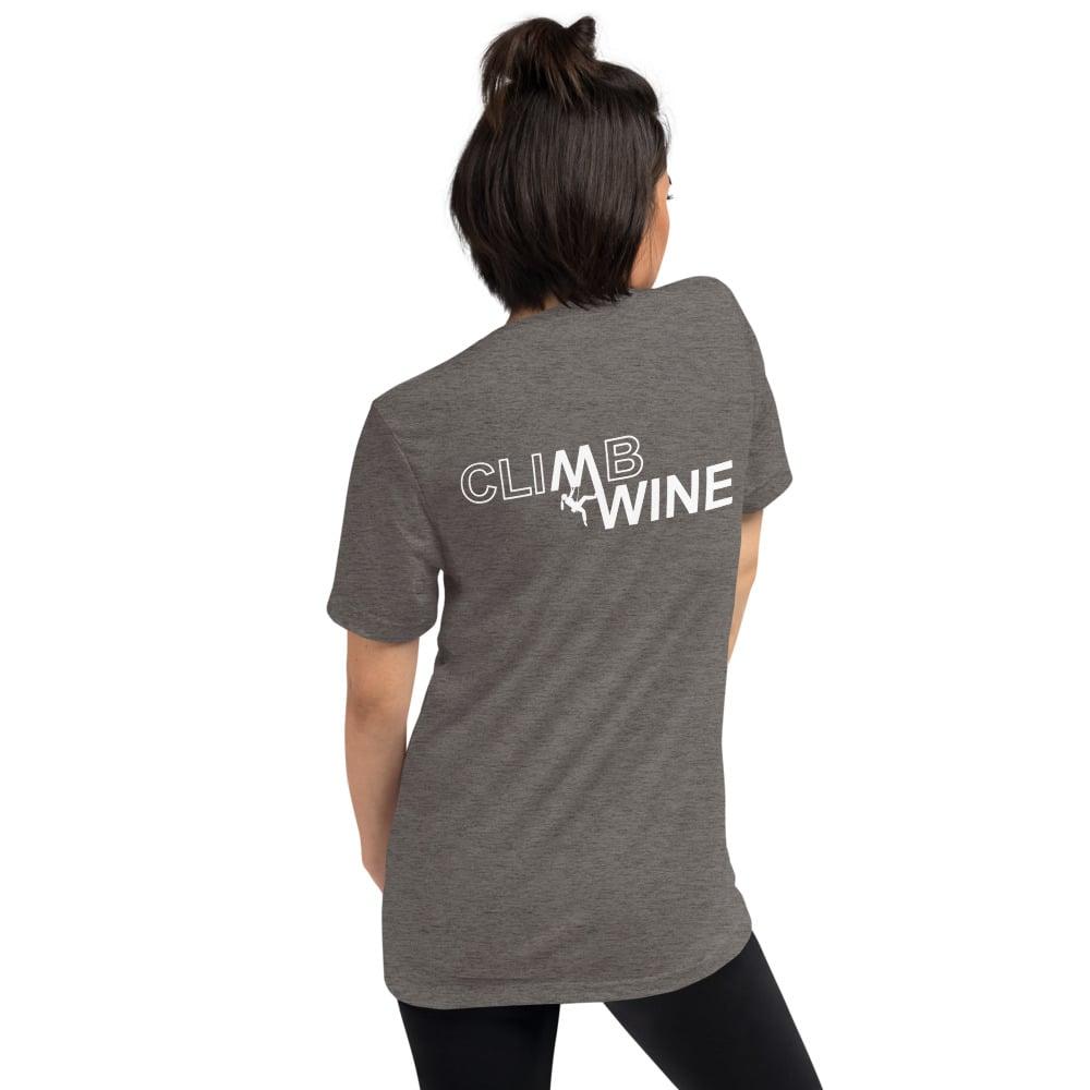 Image of Unisex T-Shirt: Grey