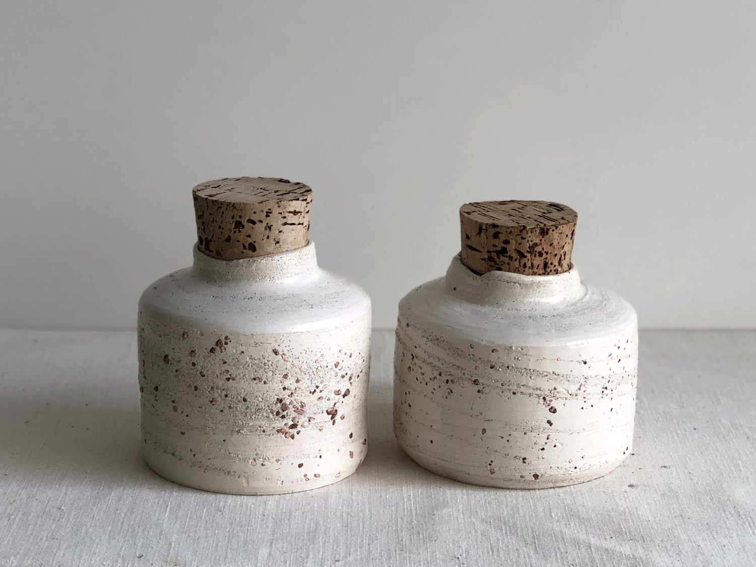 Image of Saibro set of two small bottles