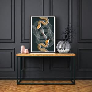 Image of Snake Art Print