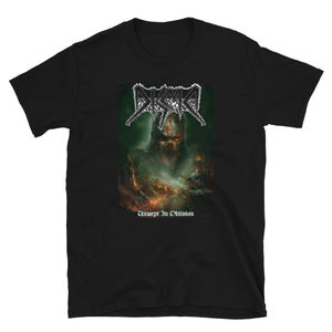 Image of DISMA - UNWEPT IN OBLIVION  T-SHIRT