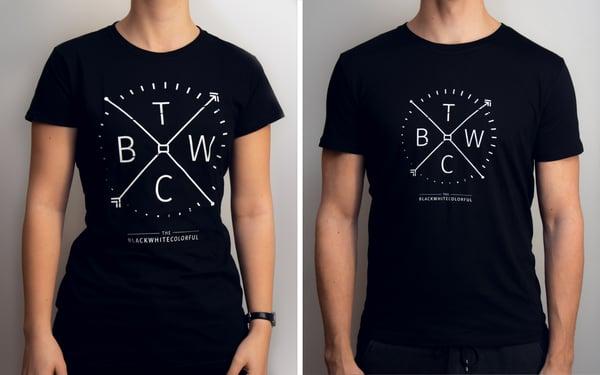 Image of T-Shirt TBWC Women/Men