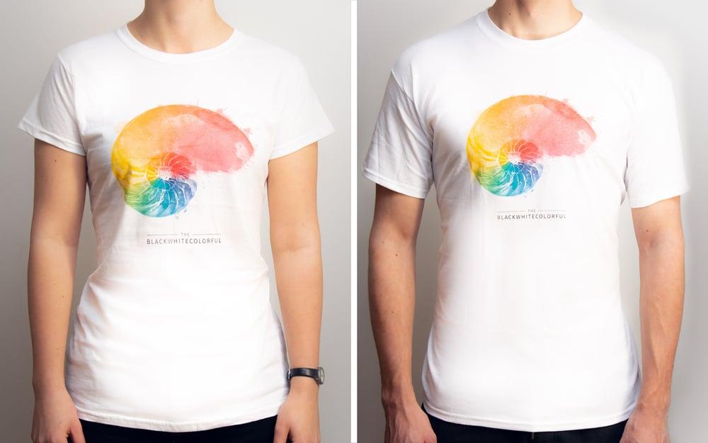 Image of T-Shirt Nautilus Women/Men