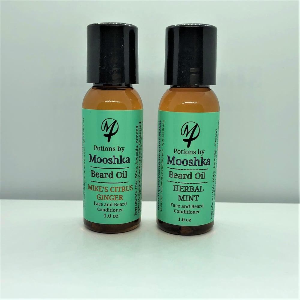 Image of Beard Oils