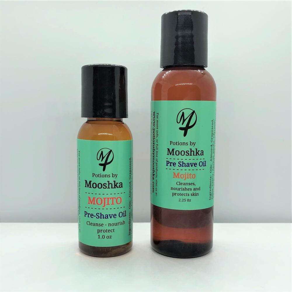 Image of Mojito Pre-Shave Oil