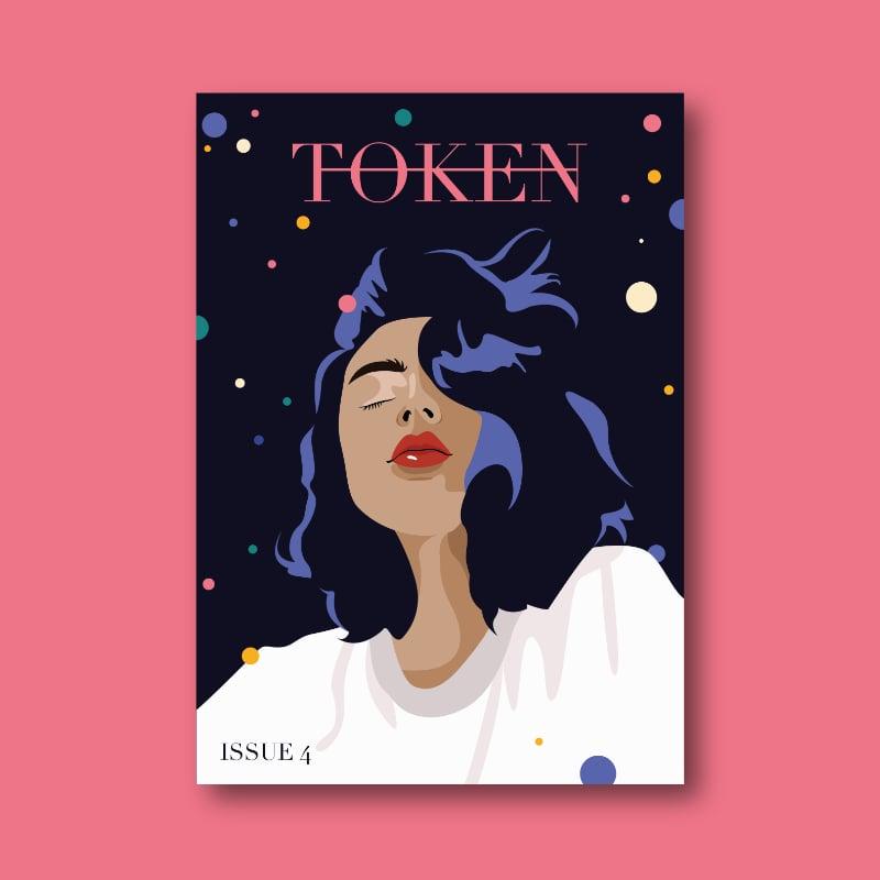 Image of TOKEN Magazine Issue 4