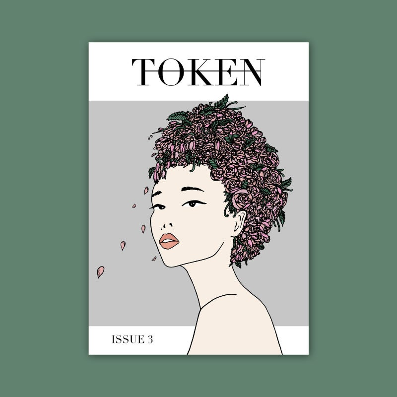 Image of TOKEN Magazine Issue 3 (grey cover)