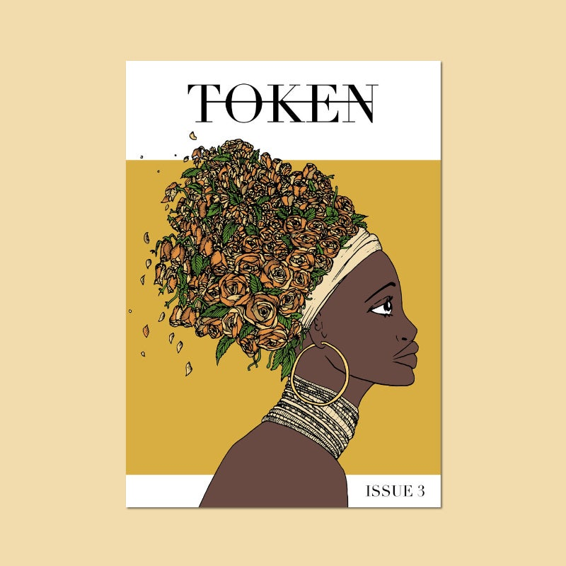 Image of TOKEN Magazine Issue 3 (yellow cover)