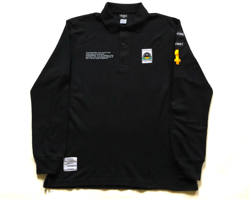 Image of KingNYC Conjunction Rugby Shirt