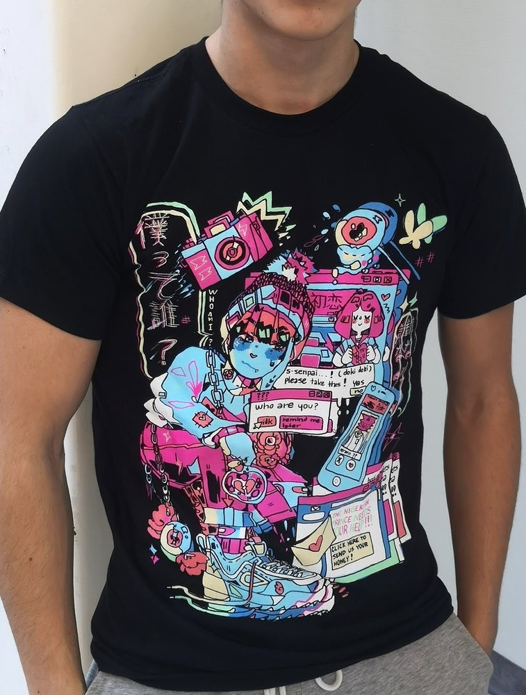 Image of Who Are You Tshirt
