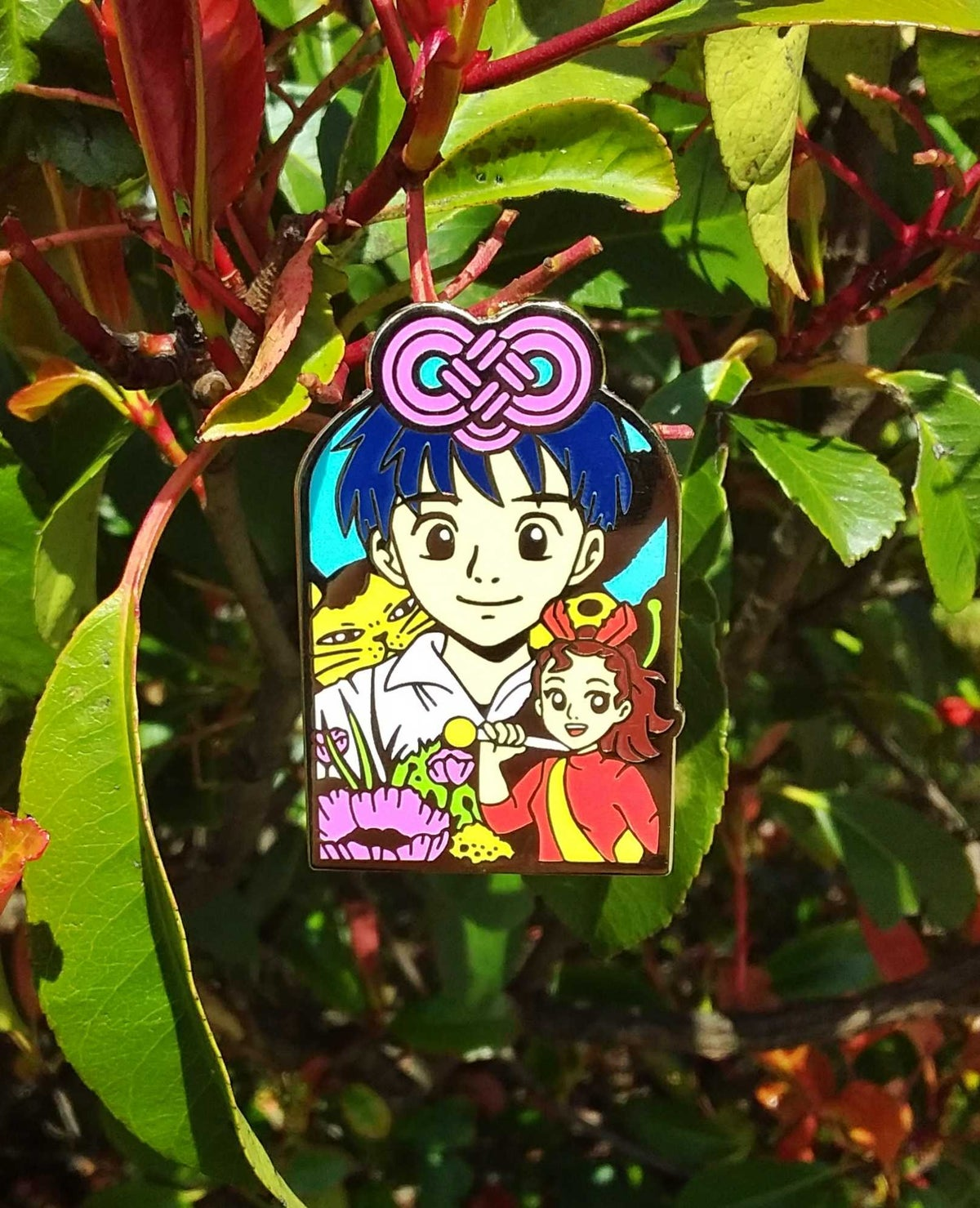 Omamori (for Household Prosperity)