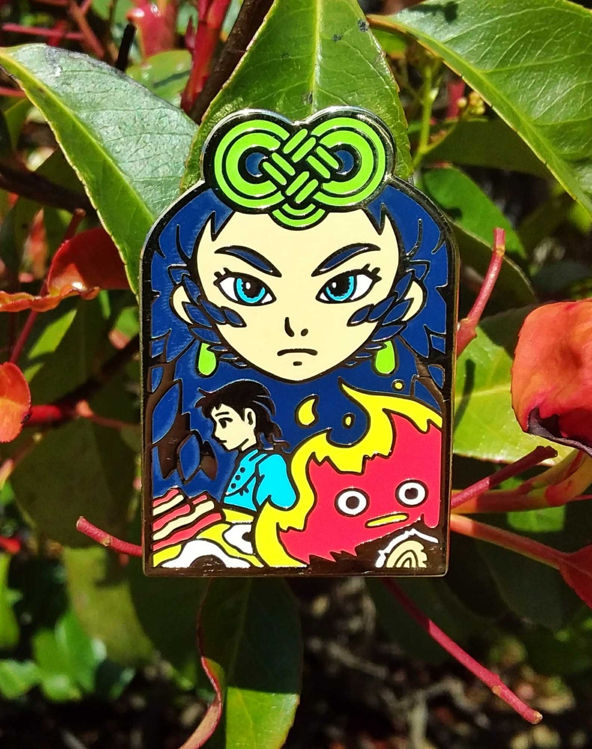 Omamori (Protection from Evil)