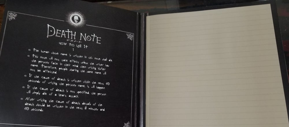 Death Note (Notebook Version)