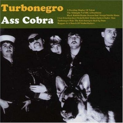 Image of Turbonegro - Ass Cobra LP (yellow vinyl)
