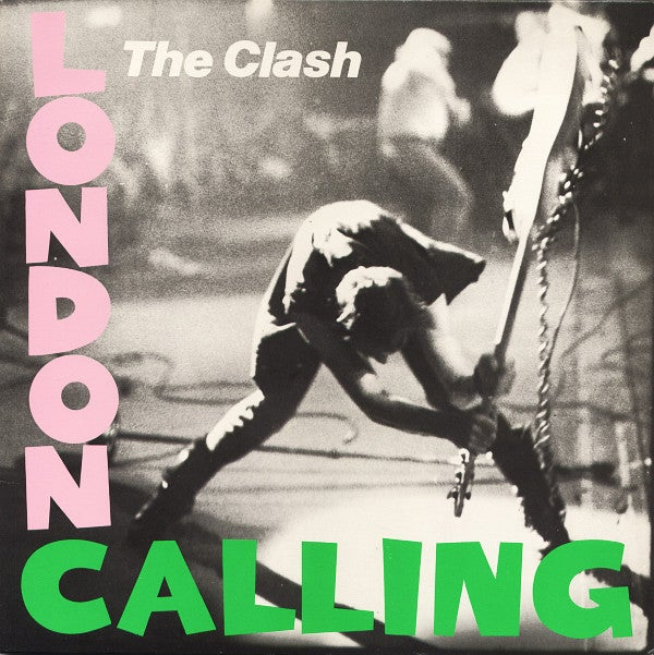 Image of *BACK IN STOCK* The Clash - London Calling 2xLP