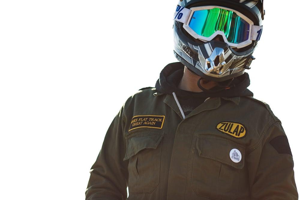 Image of M65 crew jacket