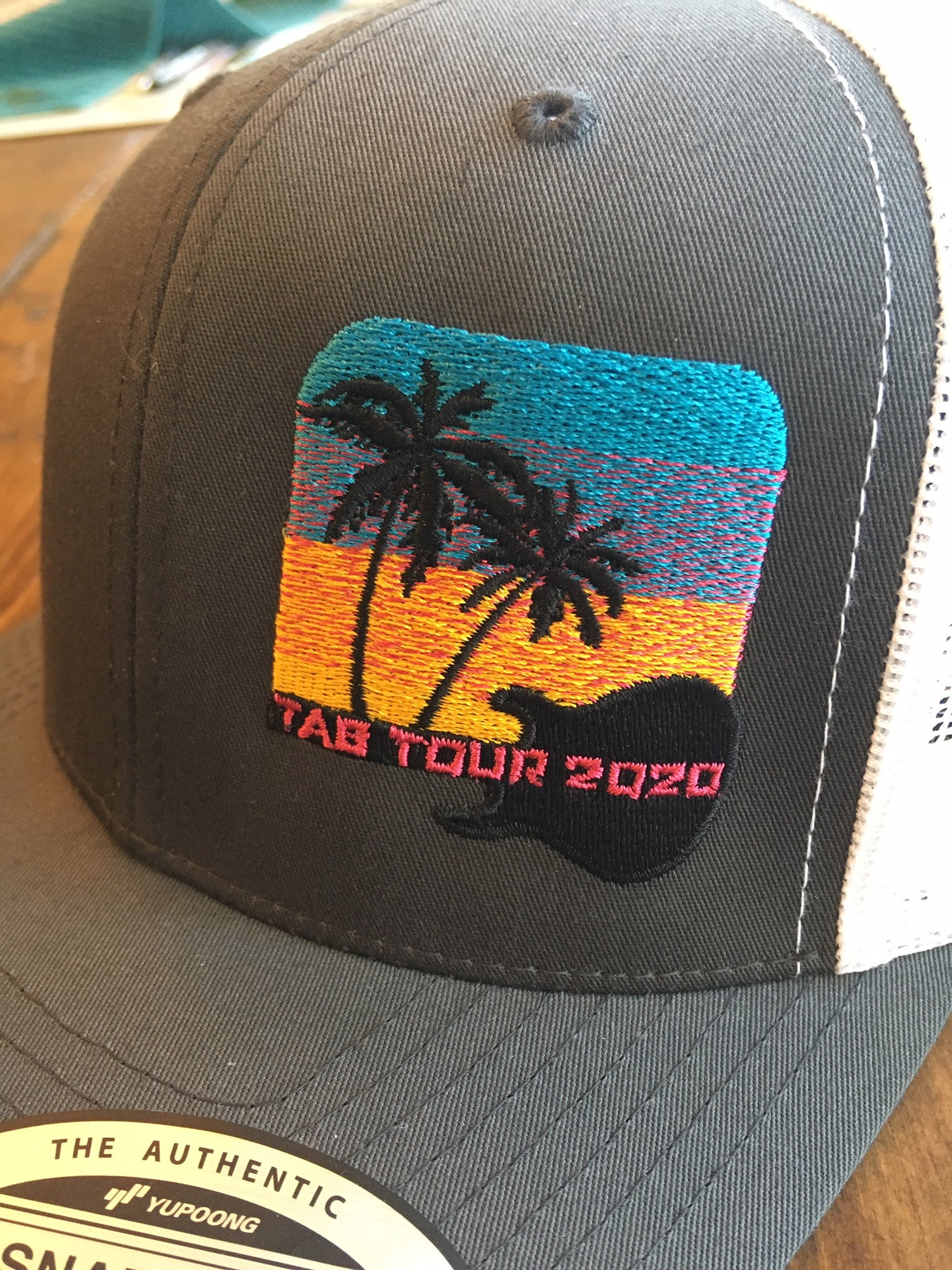 Image of TAB Tour 2020 Snap Back Hats